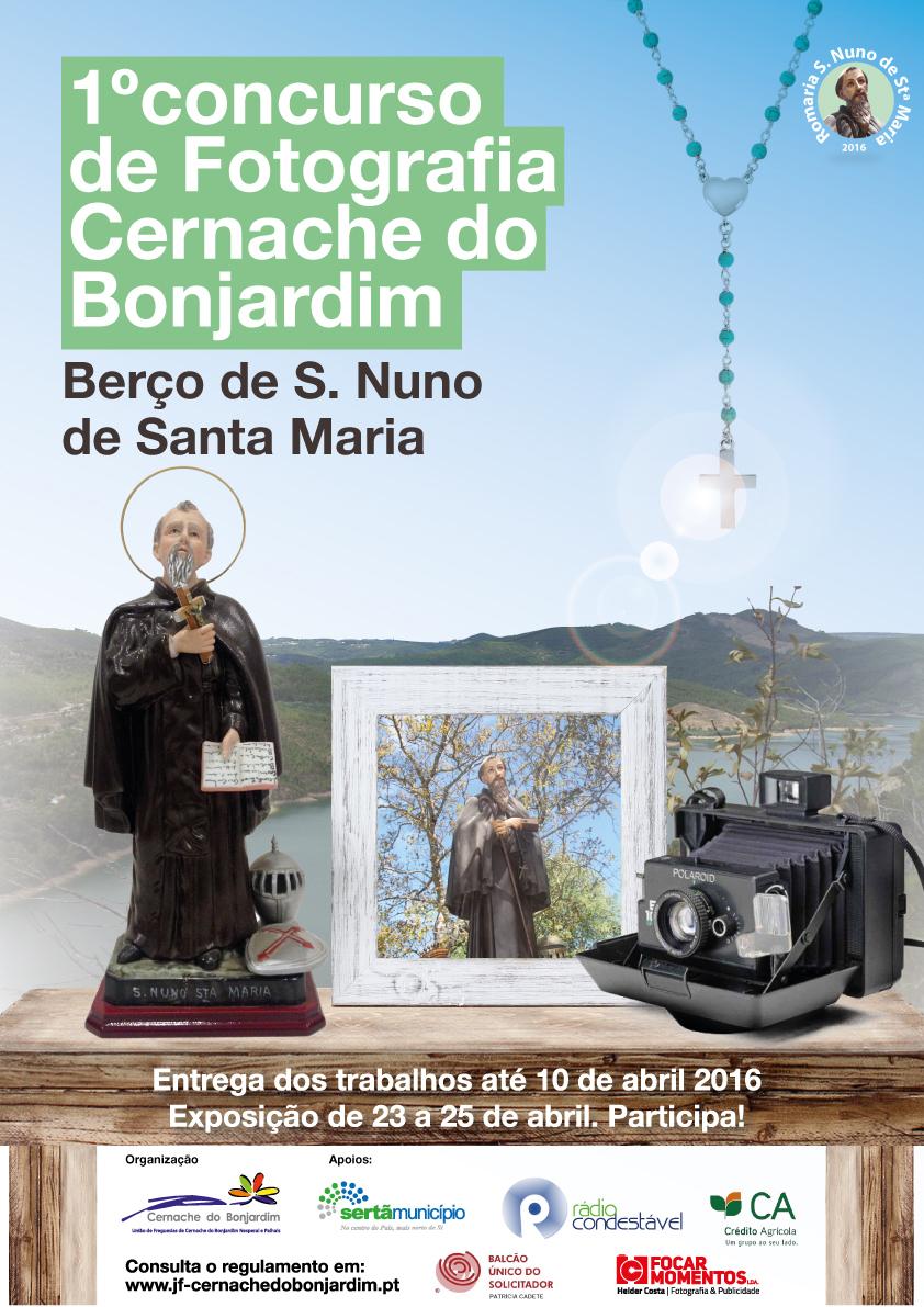 1º CONCURSO DE FOTOGRAFIA CERNACHE DO BONJARDIM